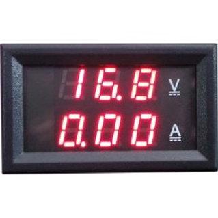 Модуль амперметр + вольтметр 0-100В 50А