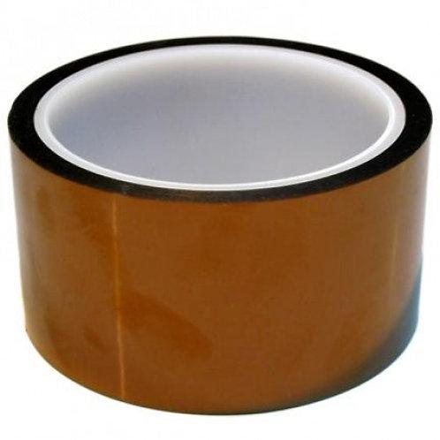 Термоскотч 50мм 33м max t 250°C, Полиимидная лента