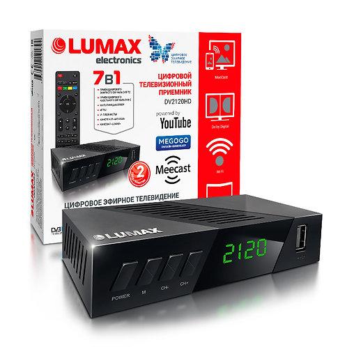 Ресивер LUMAX DV2120HD