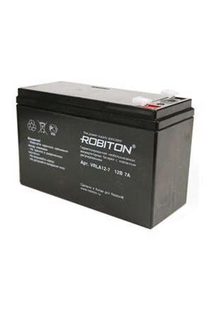 ROBITON VRLA12В   7А