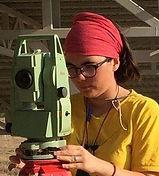 Arkeolog Silvana Ege Binder