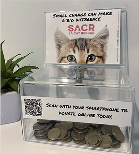 SACR Donation Box