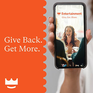 Give Back Get More