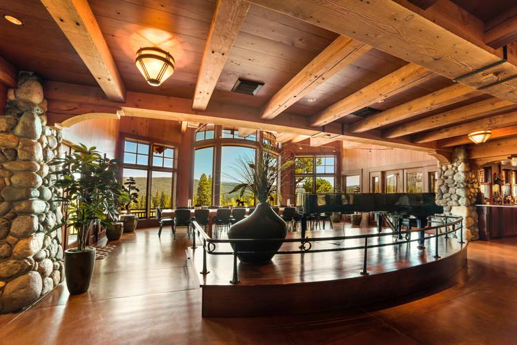 Cedars Lodge Piano