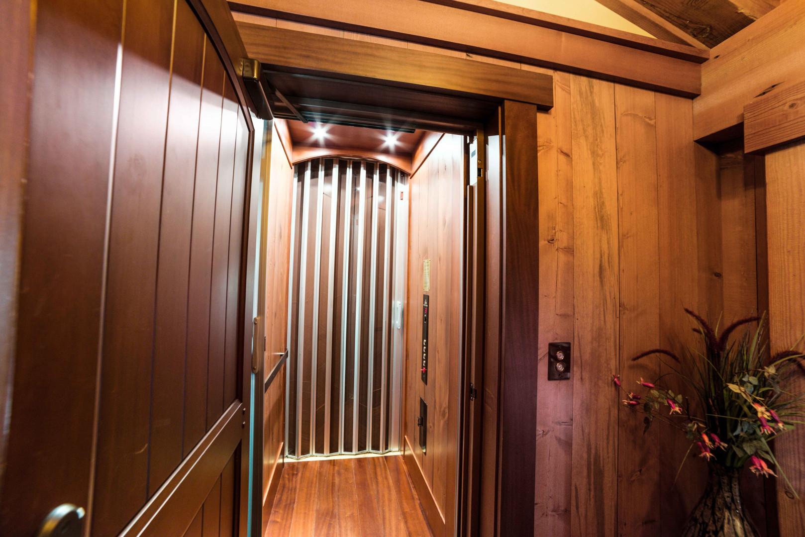 Cedars Lodge Elevator