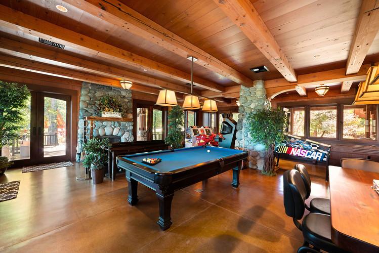 Cedars Lodge Billiards