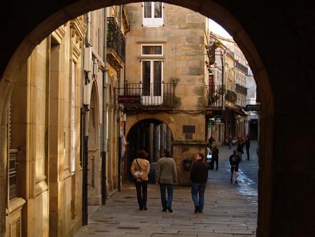 Santiago de Compostela and the Way of St. James