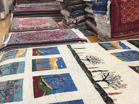 ペルシャ絨毯ペルシャギャッベ専門店