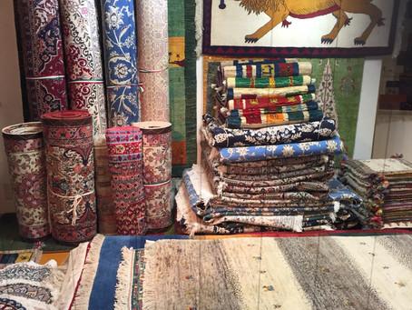 ギャッベ、絨毯 専門店
