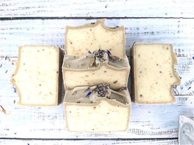 Infused Lavender Soap