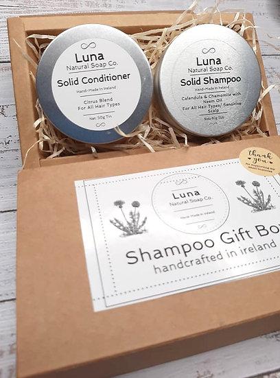 Natural Solid Shampoo Bars