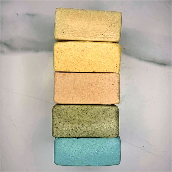Natural Solid Shampoo Bars
