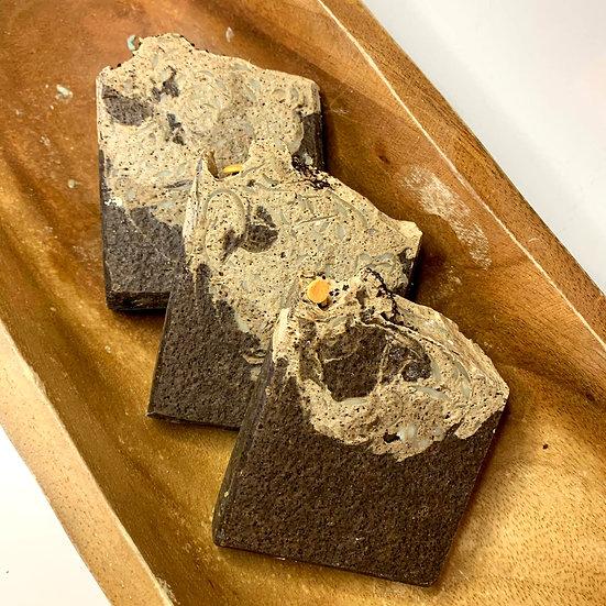 Coffee & Seaweed Soap Scrub