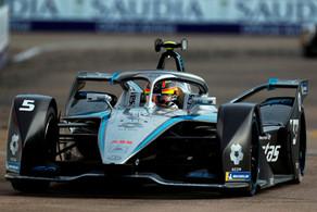 Mercedes-EQ Formula E Team Celebrates Landmark Teams' and Drivers' World Championship Win in Berlin