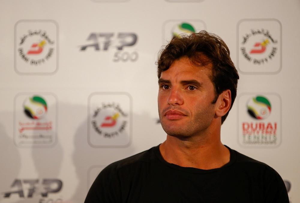 The former semi-finalist Malek Jaziri