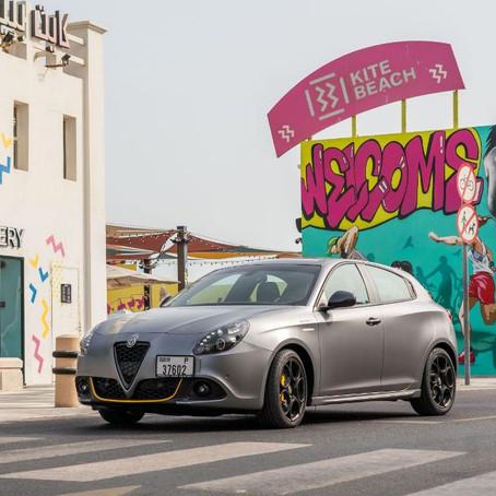 ekar Adds Alfa Romeos to Fleet