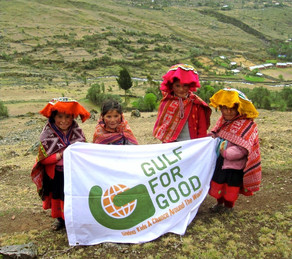 Gulf for Good Celebrates 20th Anniversary of Supporting Children Around the World