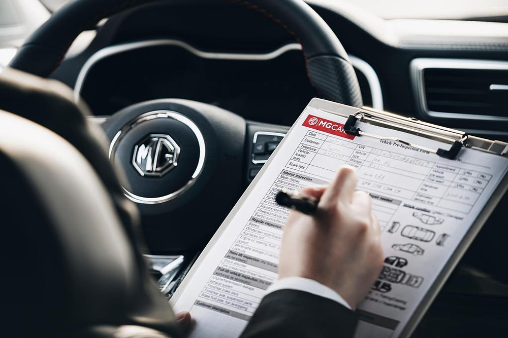 MG offers best-in-region manufacturer's warranty on all MG cars across the Middle East
