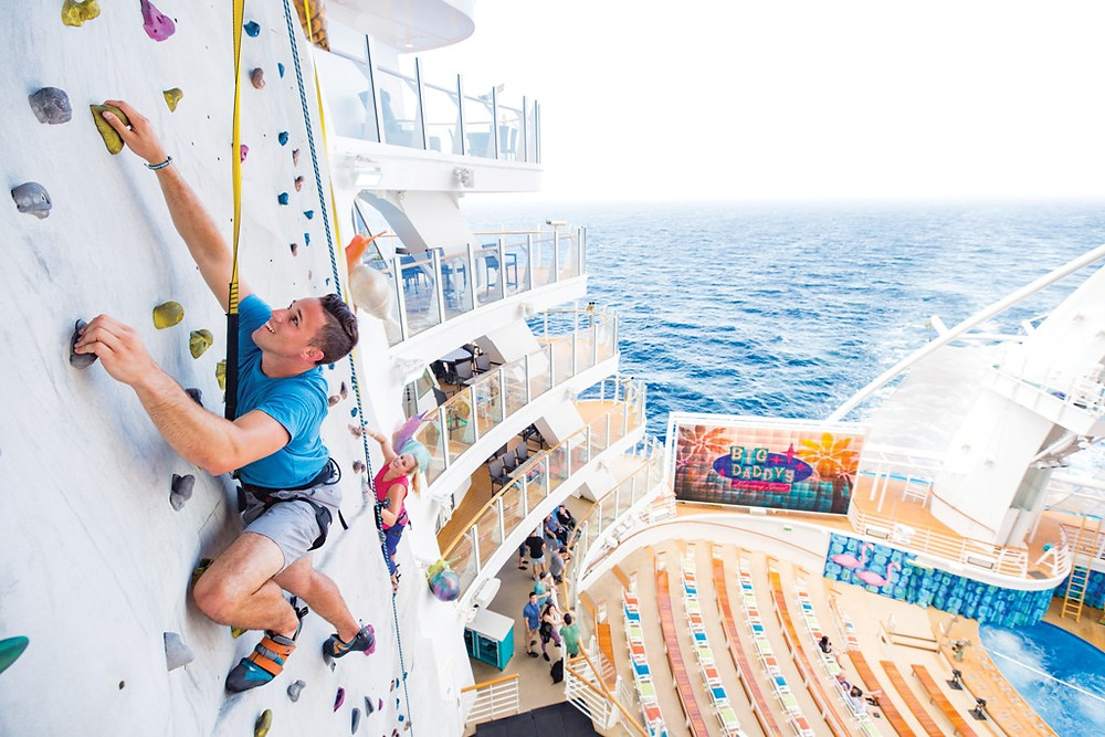 The Caribbean with Royal Caribbean's Oasis class