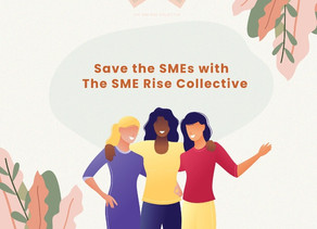 An overwhelming sense of community further strengthens the SME Rise Collective Efforts