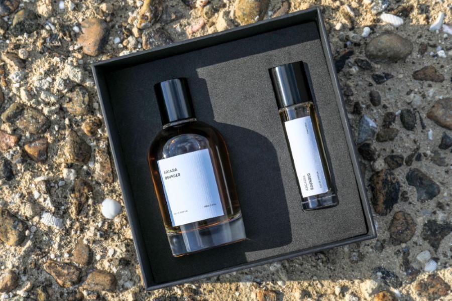 Perfumery brand Arcadia