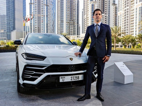 Automobili Lamborghini Announces New Leadership for its Middle East & Africa Region