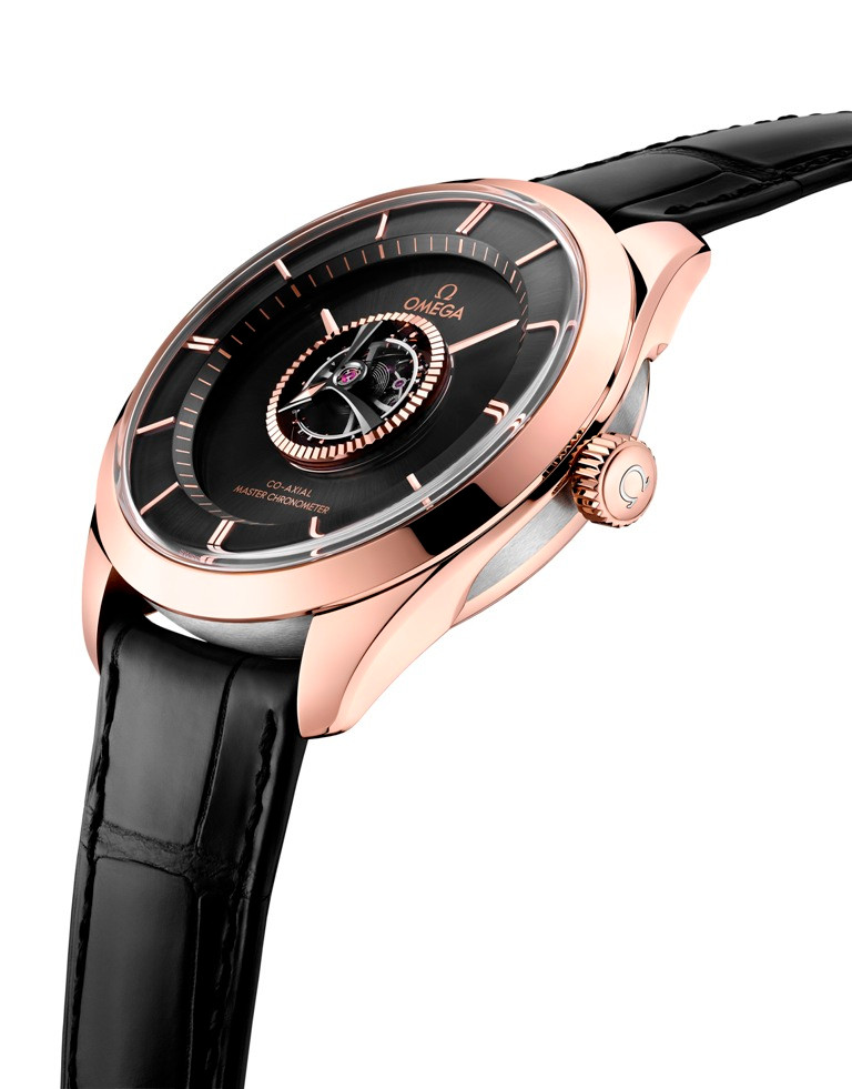 De Ville Tourbillon Numbered Edition by OMEGA