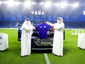 Al Nabooda Automobiles Audi signs sponsorship agreement with Al Nasr Football Club