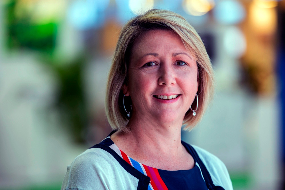 Danielle Curtis, Exhibition Director ME, Arabian Travel Market