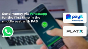 Collect Payments via Whatsapp for the First Time in the UAE