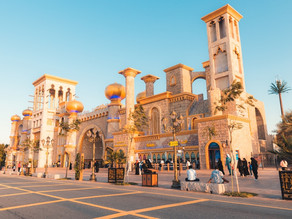 Global Village ranked in top 10% of attractions world-wide by travellers and tourists