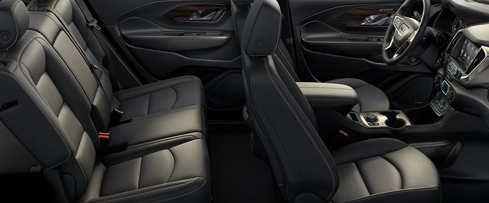 2020 GMC Terrain -seating