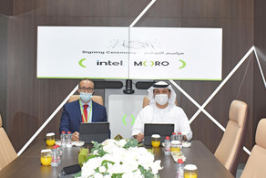 Moro Hub Join Hands With Intel to Accelerate Digital Transformation at Moro Hub's Green Data Centre