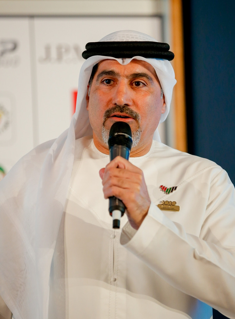 Tournament Director Salah Tahlak
