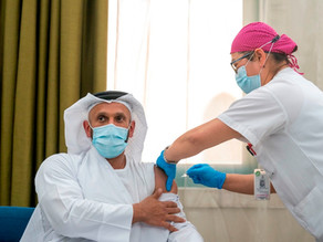 World's first Phase III clinical trial of COVID-19 inactivated vaccine begins in UAE
