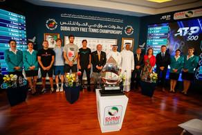 Djokovic to face Jaziri in Dubai Duty Free Tennis Championships opening round