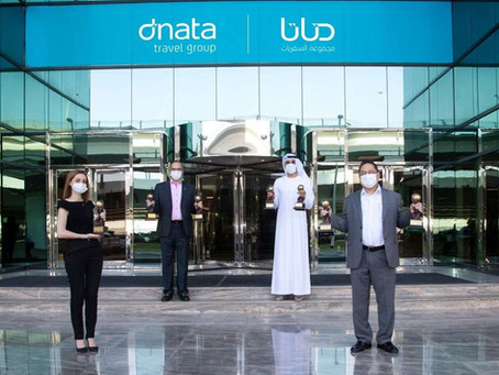 dnata Travel Group Brands Win Seven Accolades at World Travel Awards Middle East 2021