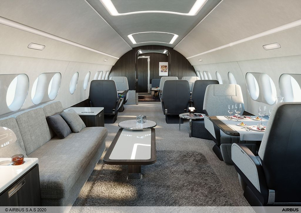 Airbus Corporate Jets launches ACJ TwoTwenty