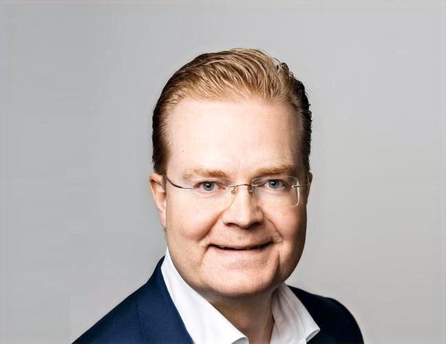 Tommi Uitto, president of Mobile Networks at Nokia