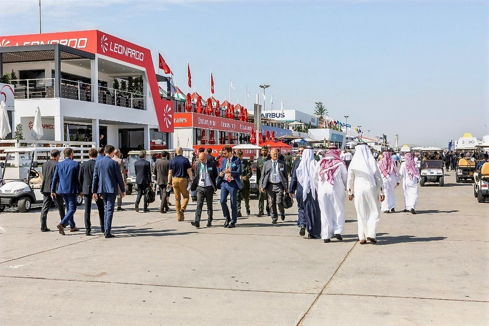 Dubai Airshow Set to Be a Landmark Event