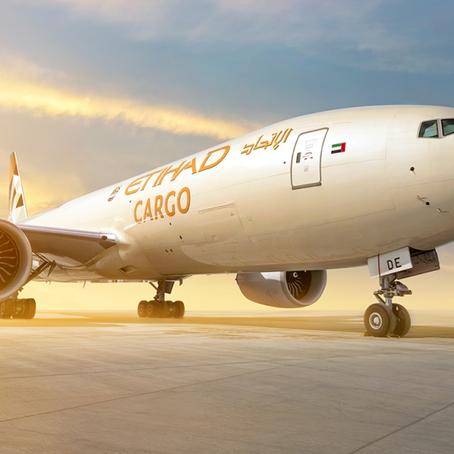 Etihad Cargo Joins UNICEF Humanitarian Airfreight Initiative