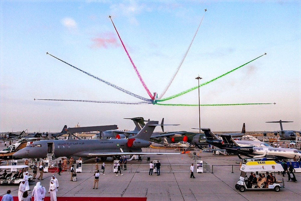 Dubai Airshow Set to Be a Landmark Event in 2021 for the Aviation Industry