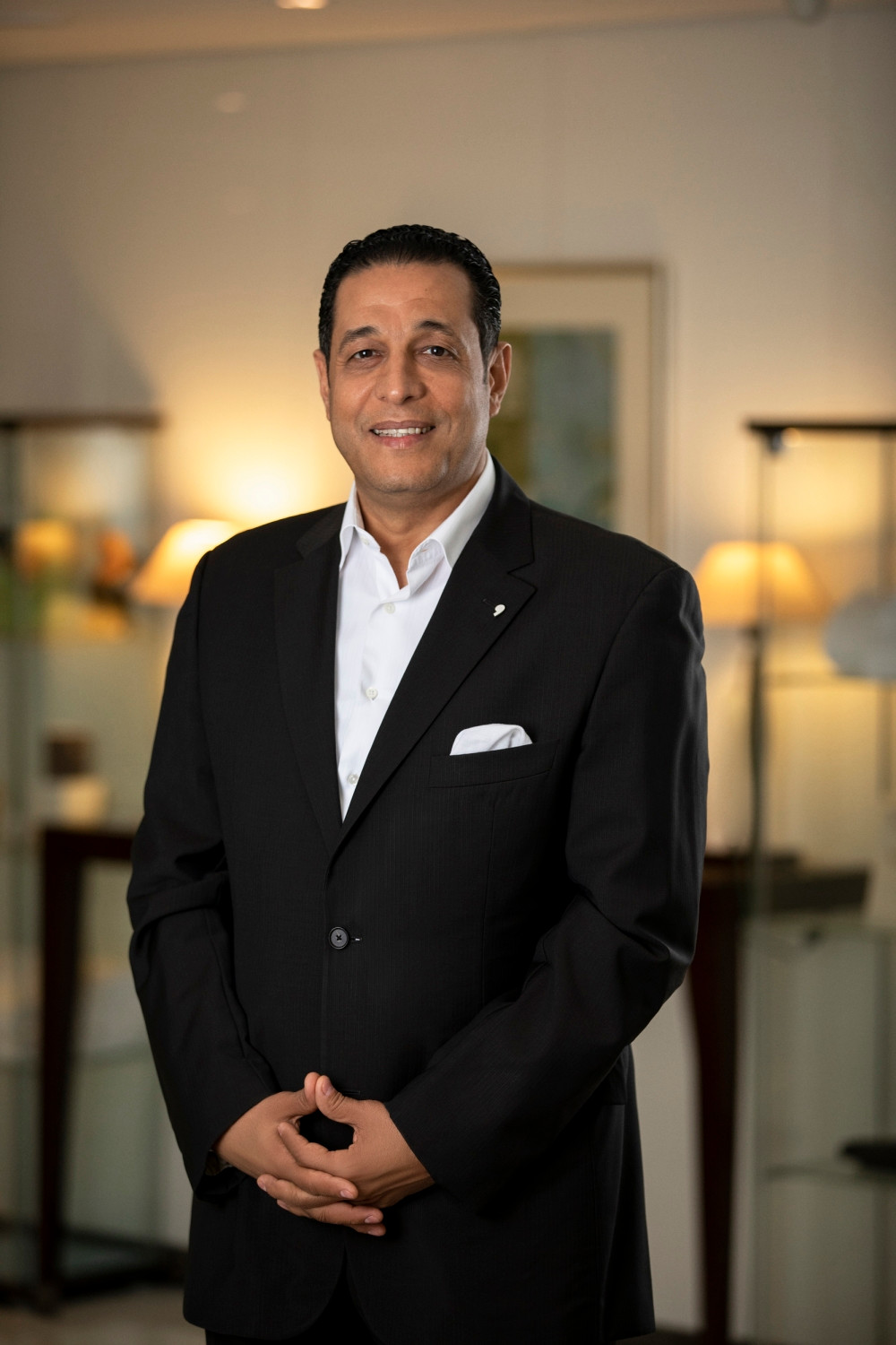 Mohamed Awadalla, CEO, TIME Hotels