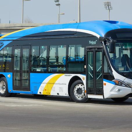 Abu Dhabi Rolls Out Green Public Transport Fleet of Buses