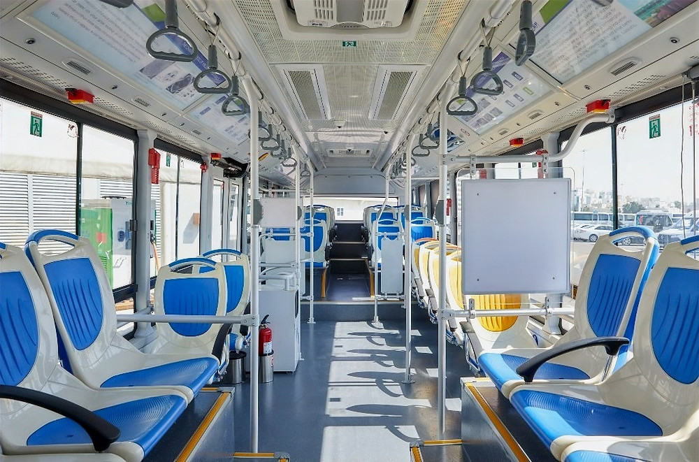 Al Fahim Group and Yinlong Energy, have announced the launch of environment-friendly Electric buses