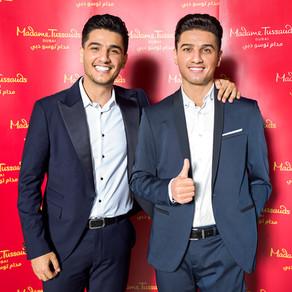 Arab Pop Music Sensation Mohammed Assaf Joins the Line Up for Madame Tussauds Dubai
