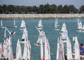 Held at Millennium Resort Mussanah, International Sailing Championship Ends on a High Note