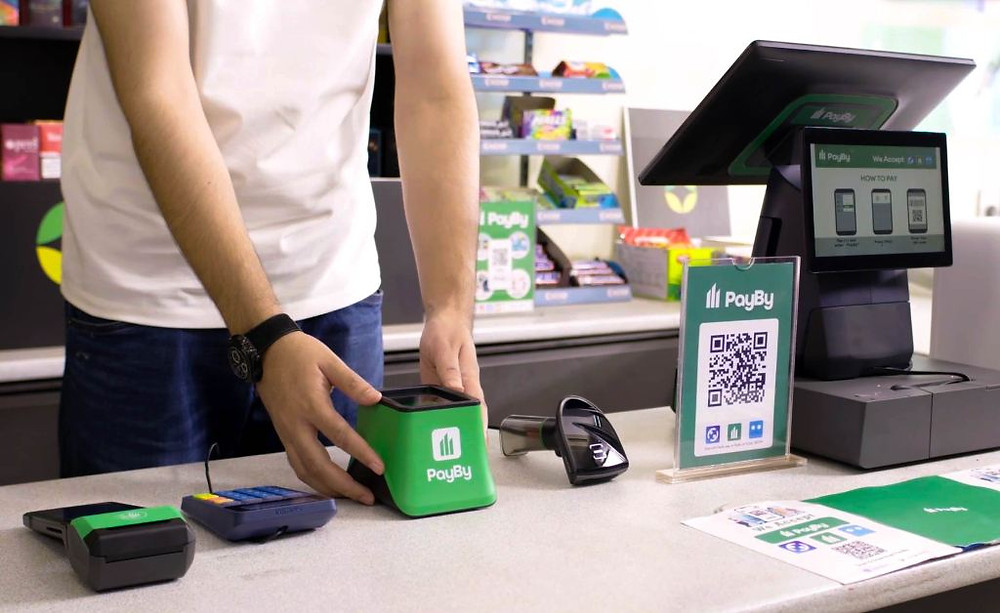 PayBy launches QR Code-based smart payment systems for small and medium businesses