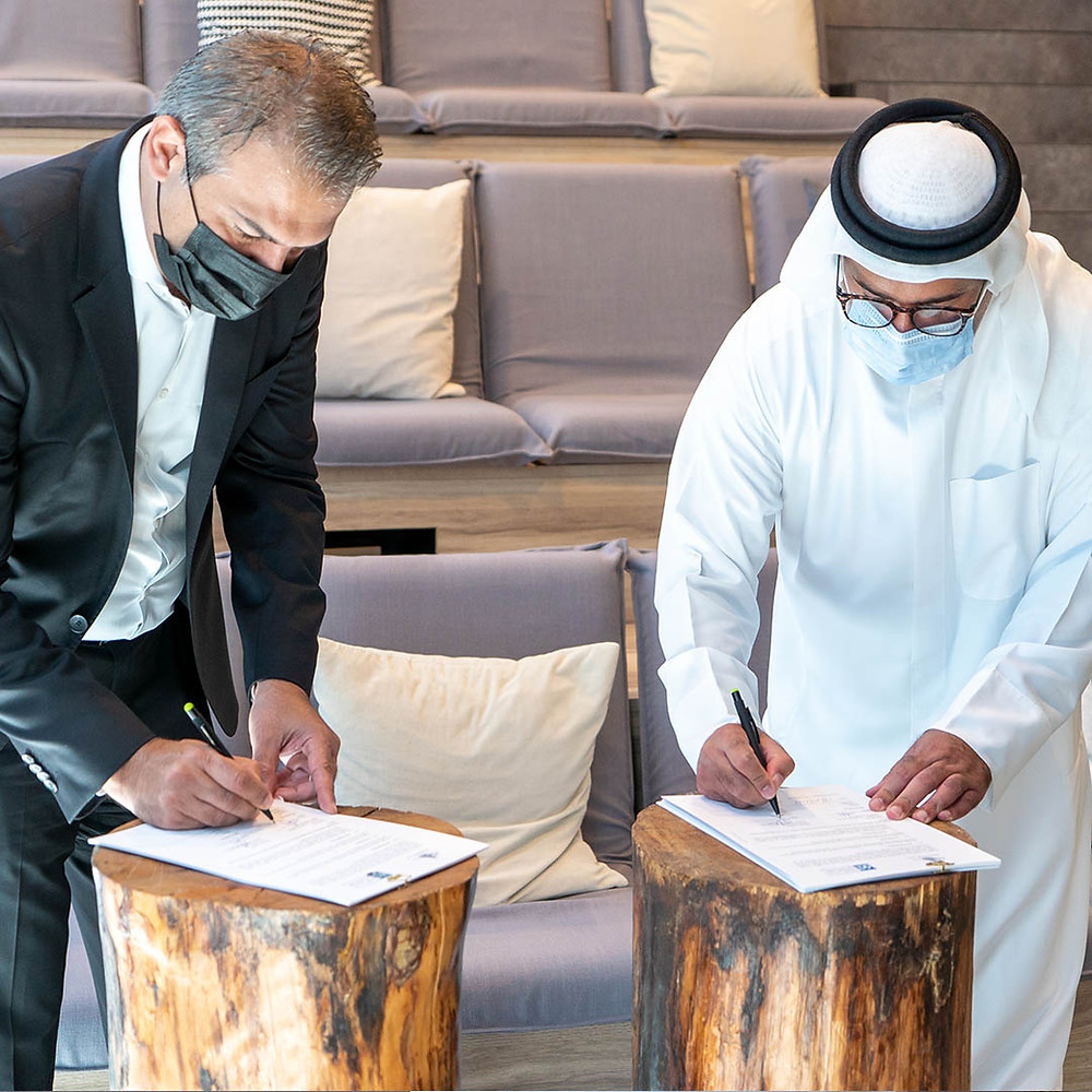 Dubai College of Tourism and Chalhoub Group Form   Partnership to Support Talented UAE Nationals