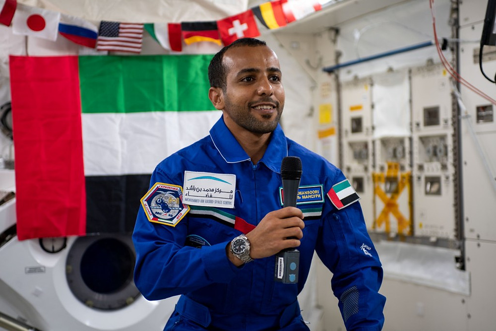 MBRSC Commemorates One Year Anniversary of the first Emirati Astronaut's Launch to the ISS